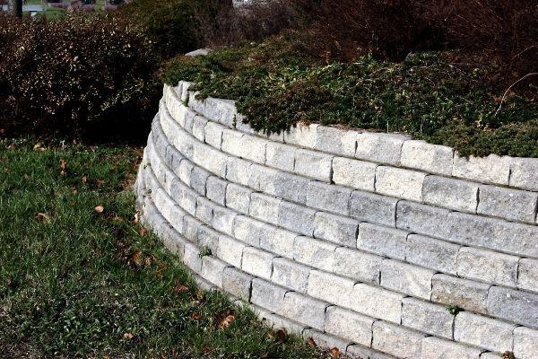 retaining walls Salem