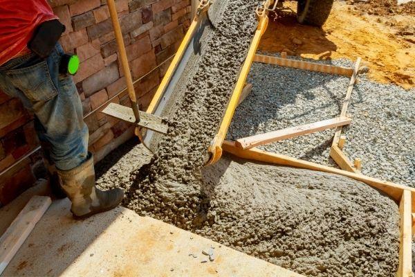 concrete contractor Salem